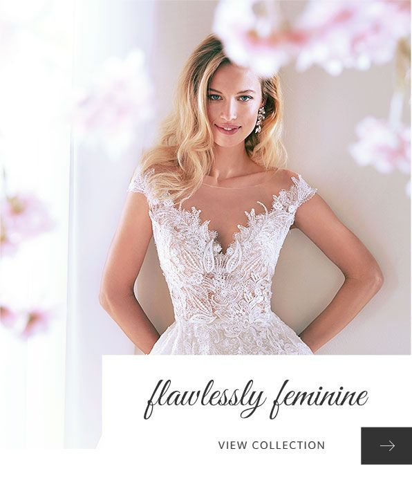 Collect Wedding Dresses Collection