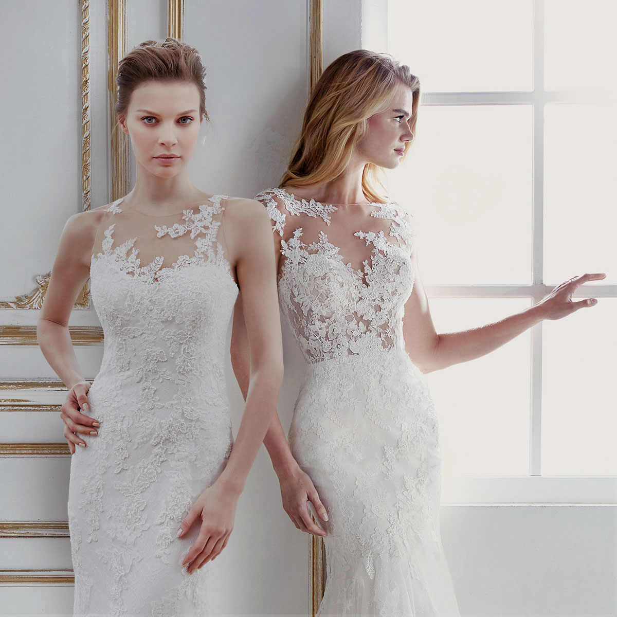 Luxurious Lace Wedding Dress Trend