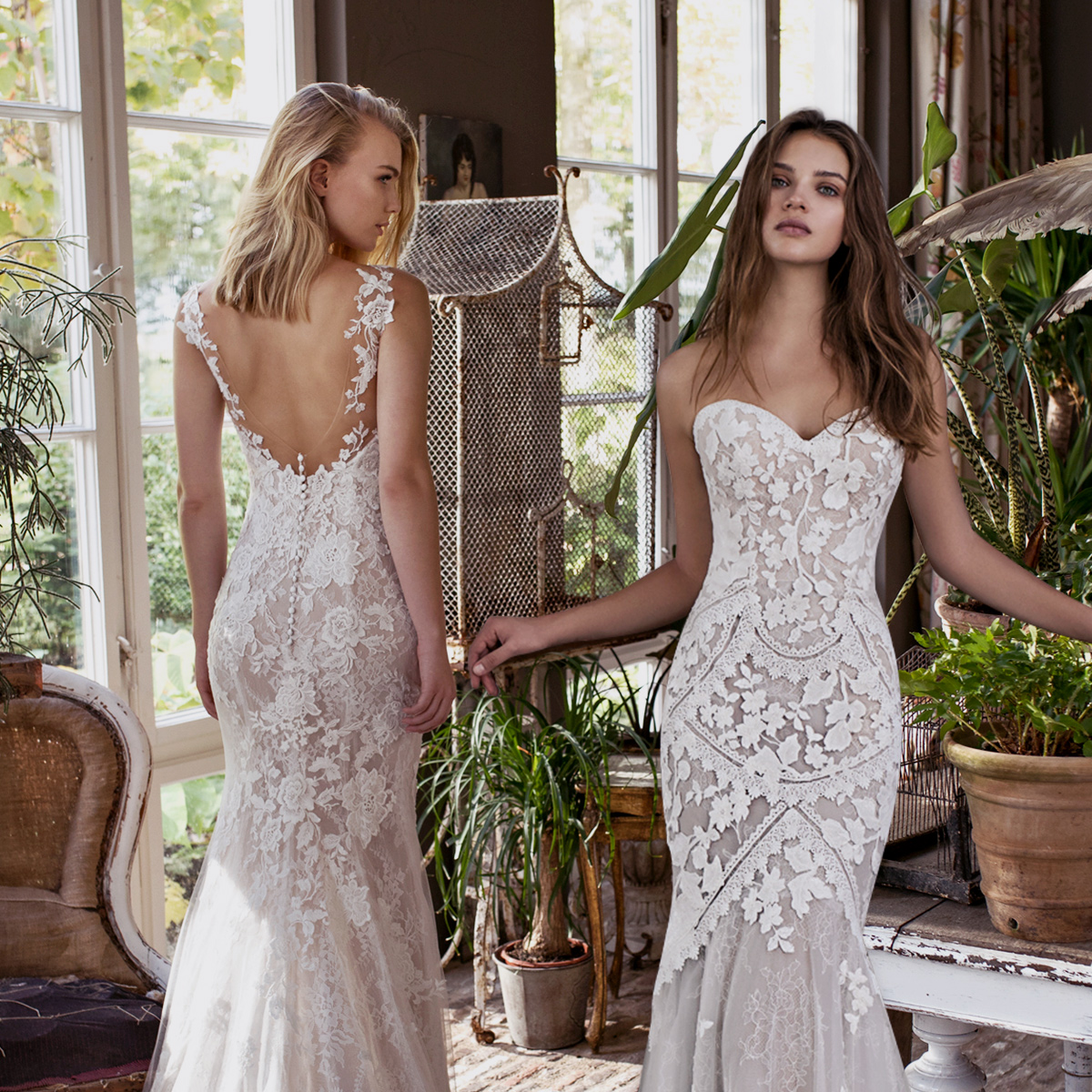 Nude Wedding Dress Trends