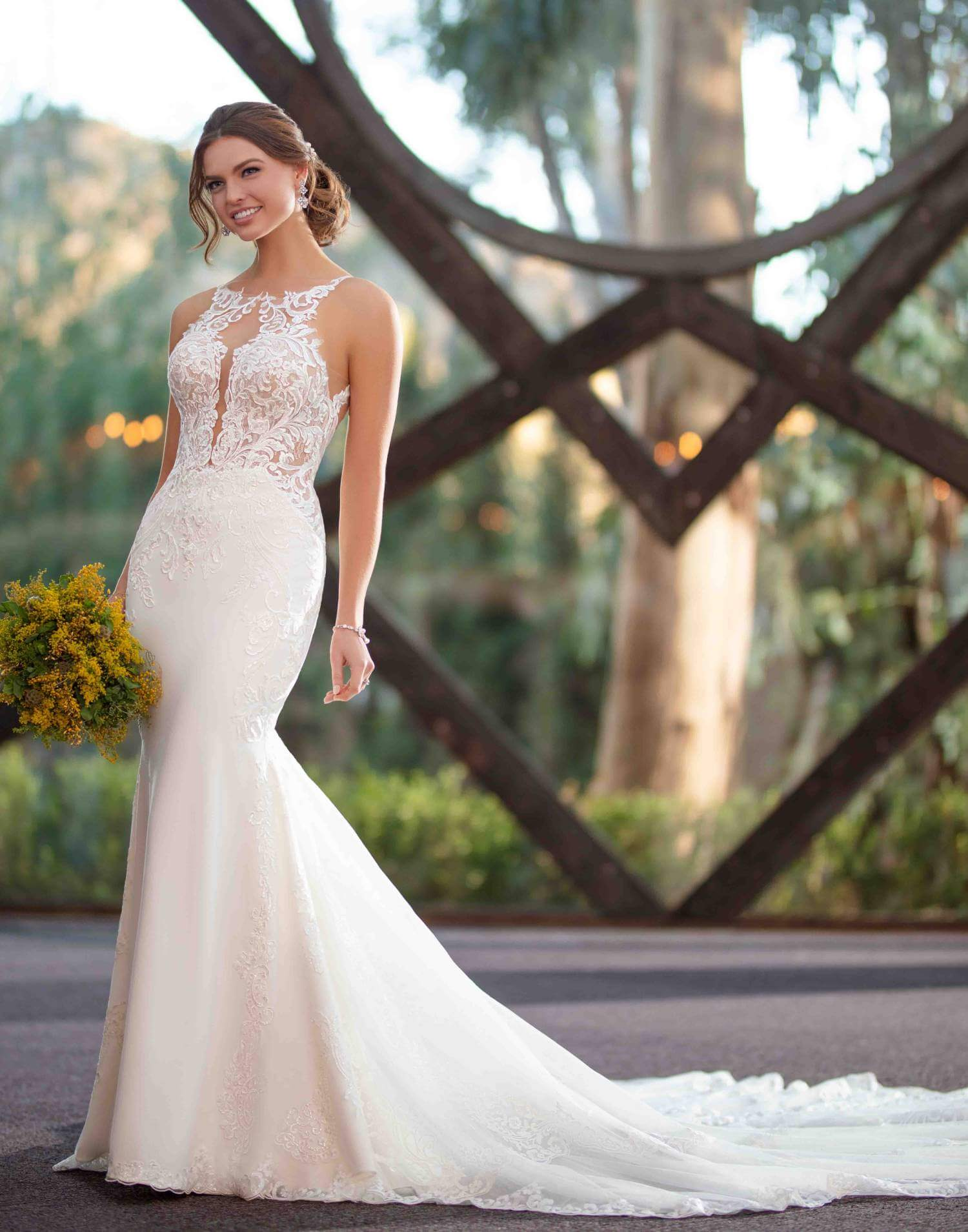 Sexy Wedding Dresses