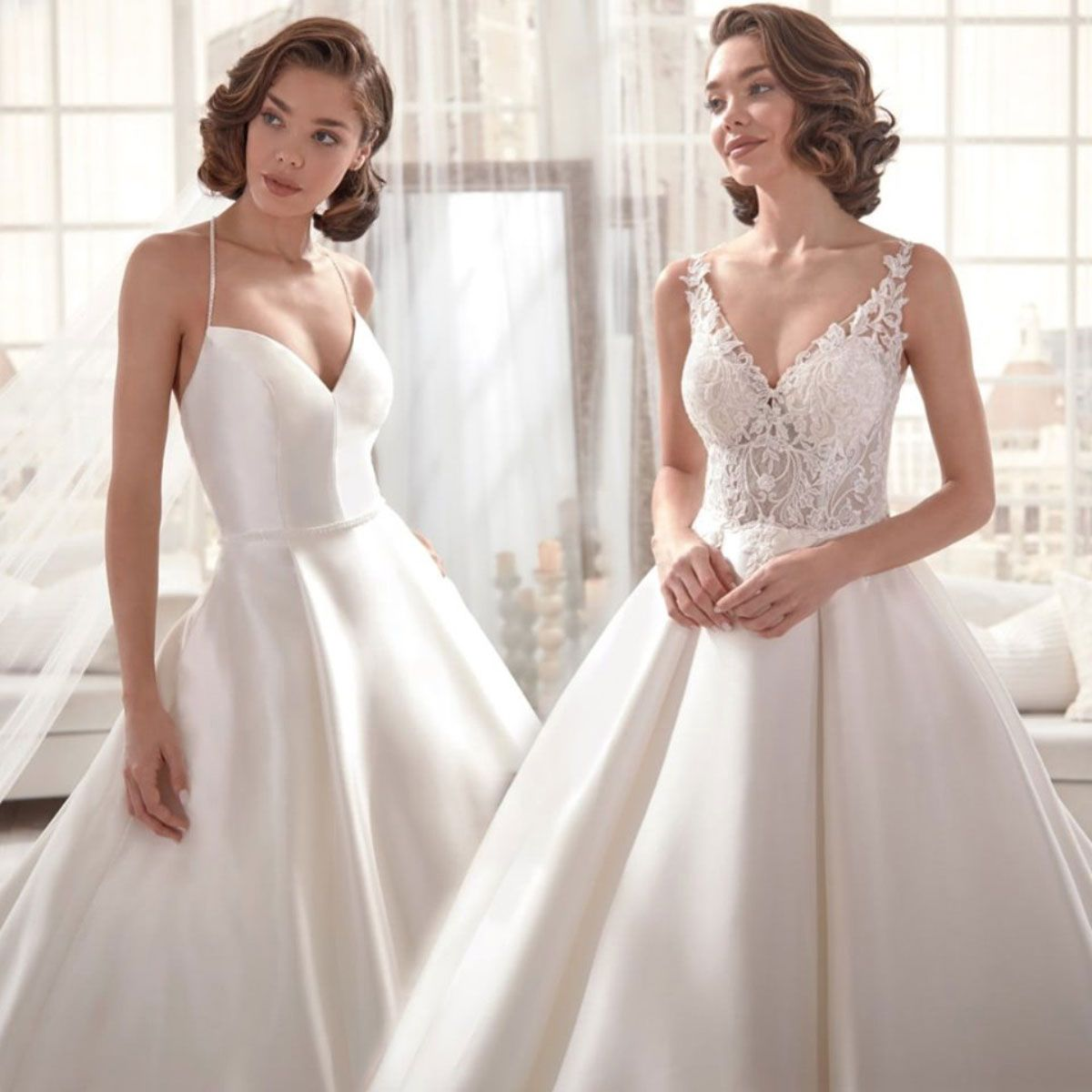 Vintage Wedding Dress Trend