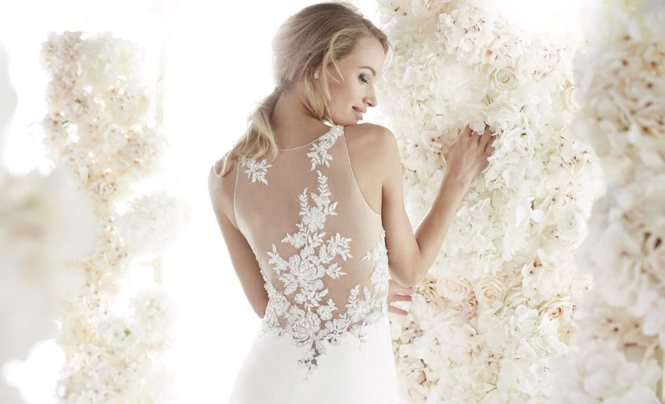Designer Lace Wedding Dress Collections